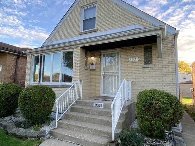 3521 W 72nd Street, Chicago, IL 60629 (MLS #11247944) :: Rossi and Taylor Realty Group