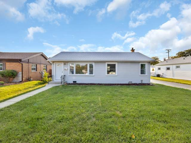 11006 Oak Avenue, Chicago Ridge, IL 60415 (MLS #11247950) :: Rossi and Taylor Realty Group