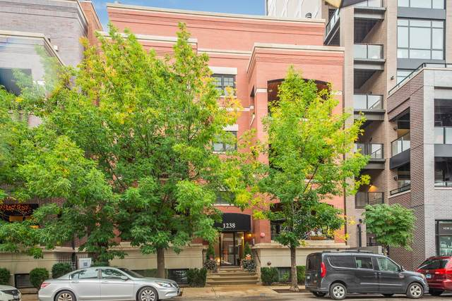 1238 W Jackson Boulevard 2W, Chicago, IL 60607 (MLS #11247958) :: Rossi and Taylor Realty Group