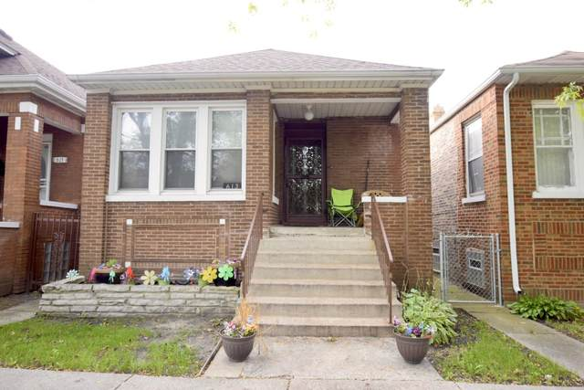 613 E 90th Place, Chicago, IL 60619 (MLS #11247974) :: Rossi and Taylor Realty Group