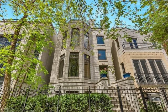 1342 N Leavitt Street, Chicago, IL 60622 (MLS #11247983) :: Angela Walker Homes Real Estate Group