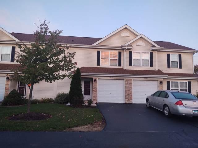 1733 Chrysler Drive 5-12, Belvidere, IL 61008 (MLS #11247991) :: Janet Jurich