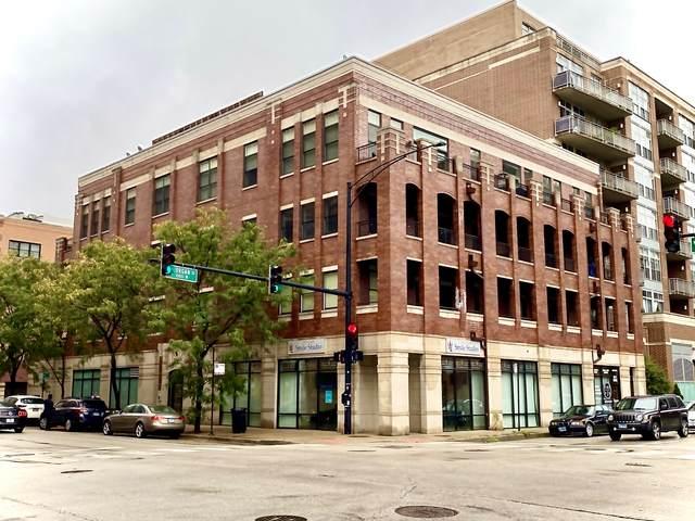 955 W Monroe Street 3A, Chicago, IL 60607 (MLS #11247993) :: Janet Jurich