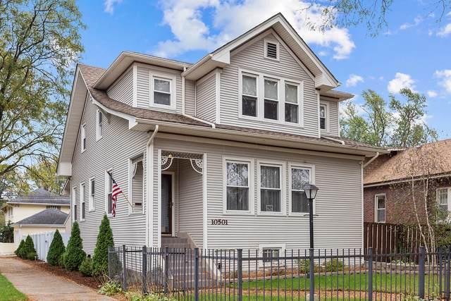 10501 S Hamilton Avenue, Chicago, IL 60643 (MLS #11248014) :: John Lyons Real Estate