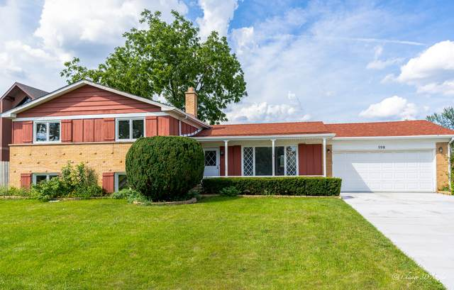 598 King Lane, Des Plaines, IL 60016 (MLS #11248019) :: Rossi and Taylor Realty Group