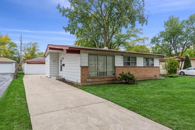 3803 Raven Lane, Rolling Meadows, IL 60008 (MLS #11248054) :: Janet Jurich