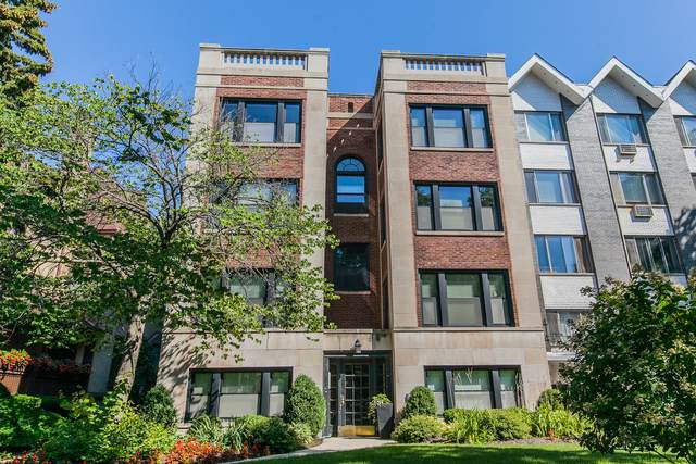 552 W Deming Place #1, Chicago, IL 60614 (MLS #11248077) :: Janet Jurich