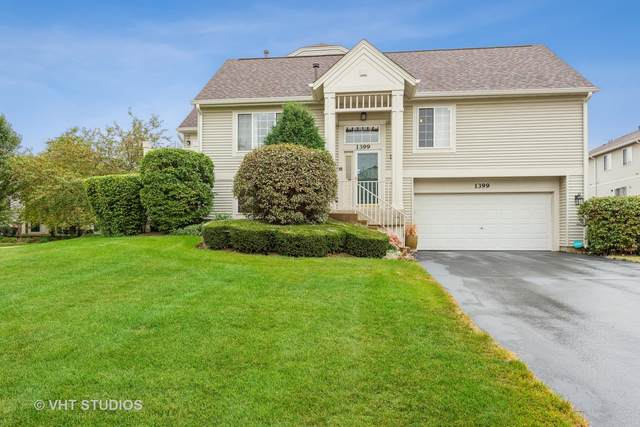1399 New Haven Drive #0, Cary, IL 60013 (MLS #11248078) :: Janet Jurich