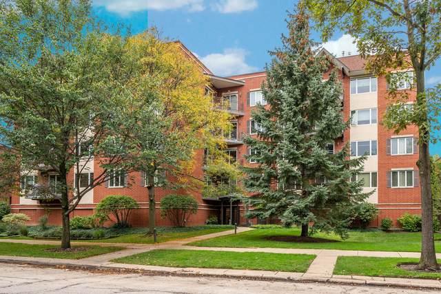 2601 Central Street #404, Evanston, IL 60201 (MLS #11248097) :: Janet Jurich