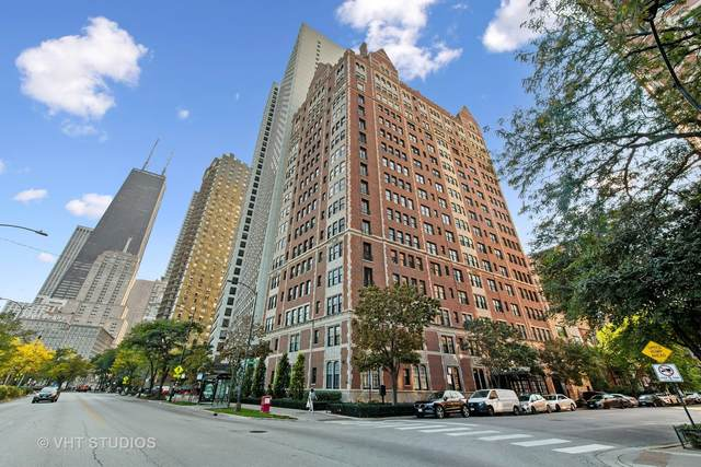 1120 N Lake Shore Drive 5B, Chicago, IL 60611 (MLS #11248102) :: Lux Home Chicago
