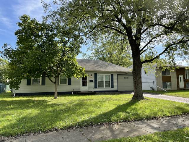 31 S Sycamore Lane, Glenwood, IL 60425 (MLS #11248137) :: The Wexler Group at Keller Williams Preferred Realty