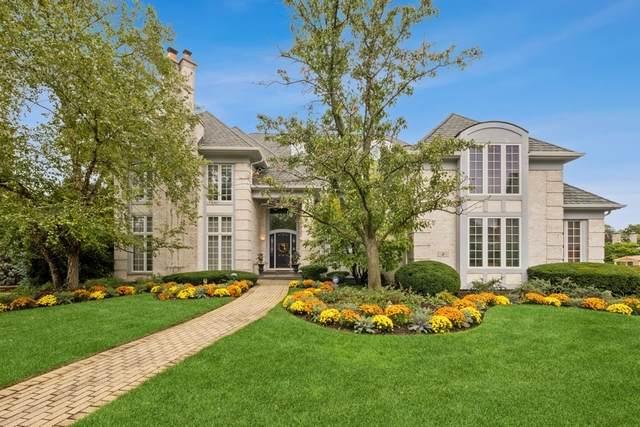 6 Devon Ridge Court, Burr Ridge, IL 60527 (MLS #11248143) :: John Lyons Real Estate