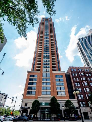 1160 S Michigan Avenue #3302, Chicago, IL 60605 (MLS #11248158) :: Angela Walker Homes Real Estate Group