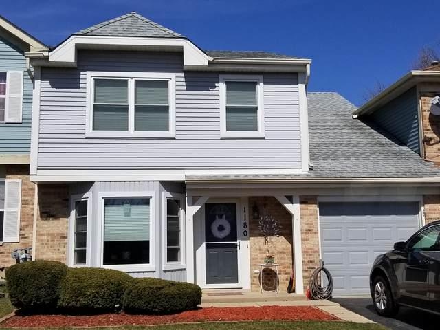 1180 Robin Drive, Carol Stream, IL 60188 (MLS #11248172) :: Suburban Life Realty