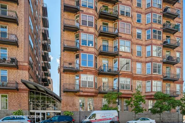 500 S Clinton Street #832, Chicago, IL 60607 (MLS #11248173) :: Littlefield Group