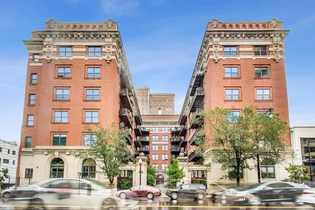 1439 S Michigan Avenue #608, Chicago, IL 60605 (MLS #11248174) :: Lux Home Chicago