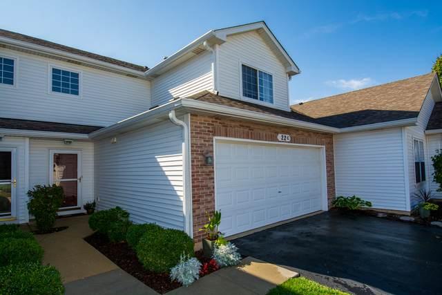 22 Rolling Oaks Road C, Sugar Grove, IL 60554 (MLS #11248179) :: John Lyons Real Estate