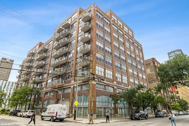 933 W Van Buren Street #409, Chicago, IL 60607 (MLS #11248190) :: Littlefield Group