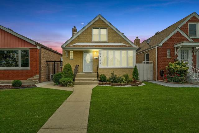7248 S Christiana Avenue, Chicago, IL 60629 (MLS #11248200) :: Carolyn and Hillary Homes