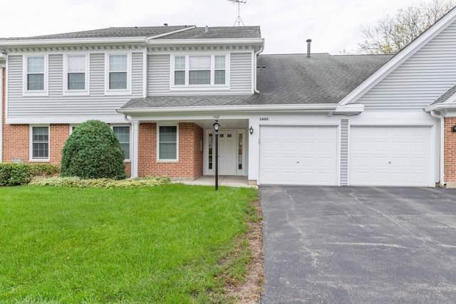 1402 Apricot Court C, Mount Prospect, IL 60056 (MLS #11248215) :: John Lyons Real Estate