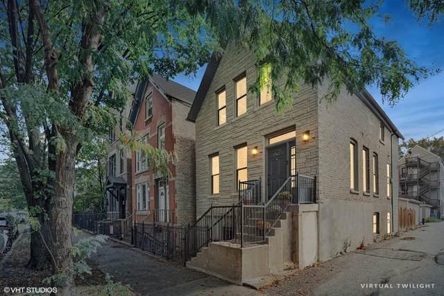 2247 W Shakespeare Avenue, Chicago, IL 60647 (MLS #11248256) :: Janet Jurich