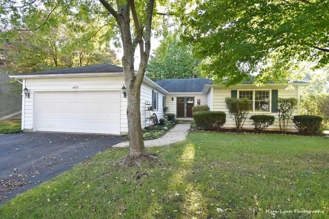 1493 Applegate Drive, Naperville, IL 60565 (MLS #11248261) :: John Lyons Real Estate