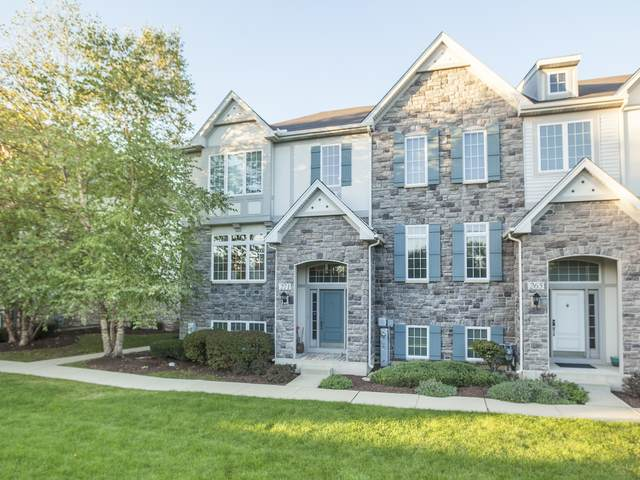 271 Fitzgerald Circle, Carol Stream, IL 60188 (MLS #11248290) :: Carolyn and Hillary Homes