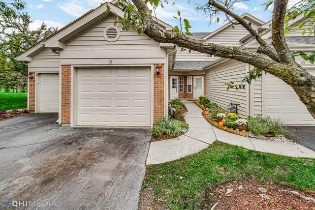 33 Fairway Drive, Glendale Heights, IL 60139 (MLS #11248297) :: John Lyons Real Estate