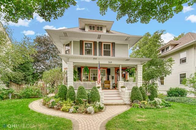 360 Arbor Avenue, West Chicago, IL 60185 (MLS #11248328) :: John Lyons Real Estate