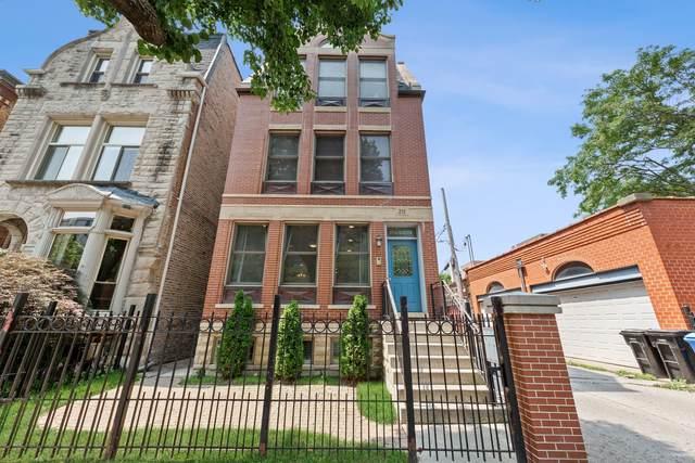 218 S Laflin Street #101, Chicago, IL 60607 (MLS #11248338) :: Littlefield Group