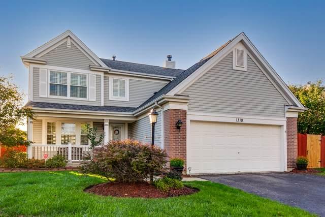 1310 Almaden Lane, Gurnee, IL 60031 (MLS #11248344) :: John Lyons Real Estate