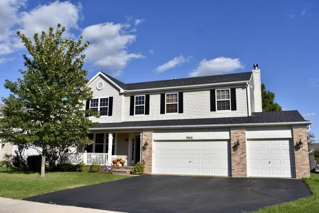 9816 Compton Drive, Huntley, IL 60142 (MLS #11248387) :: John Lyons Real Estate