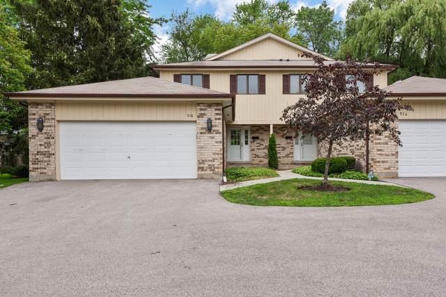 876 Poplar Lane #1, Deerfield, IL 60015 (MLS #11248397) :: Suburban Life Realty