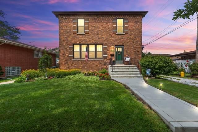 9112 S Richmond Avenue, Evergreen Park, IL 60805 (MLS #11248402) :: John Lyons Real Estate