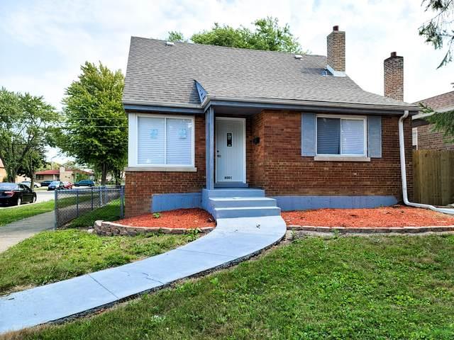 8001 S Trumbull Avenue, Chicago, IL 60652 (MLS #11248408) :: John Lyons Real Estate