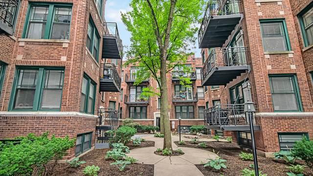 1142 W Pratt Boulevard 3N, Chicago, IL 60626 (MLS #11248412) :: Littlefield Group