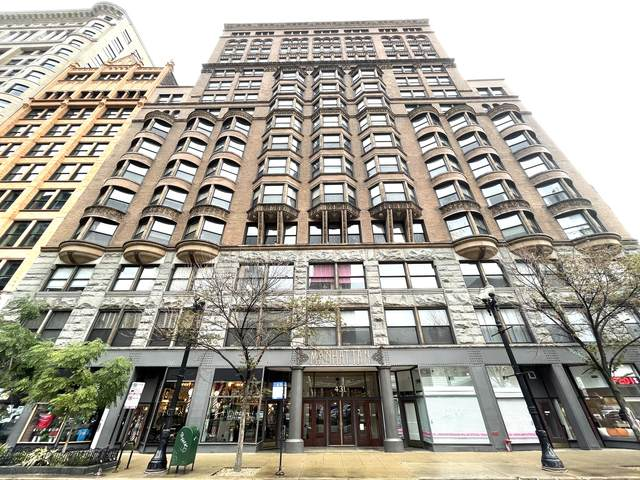 431 S Dearborn Street #1005, Chicago, IL 60605 (MLS #11248414) :: Angela Walker Homes Real Estate Group