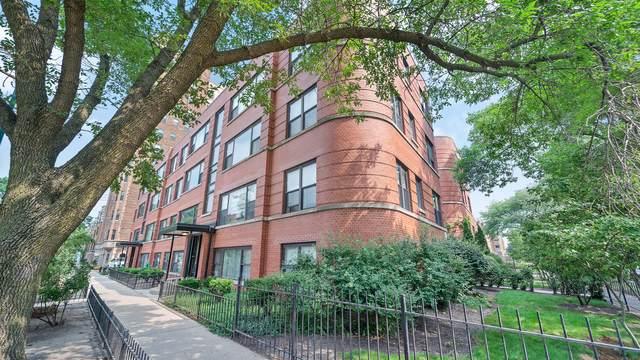 1353 W Fargo Avenue 2E, Chicago, IL 60626 (MLS #11248422) :: Littlefield Group