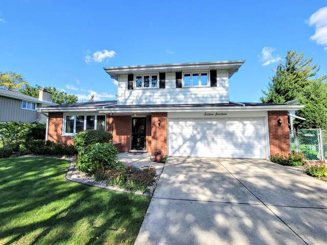 1614 E Greenwood Drive, Mount Prospect, IL 60056 (MLS #11248431) :: John Lyons Real Estate