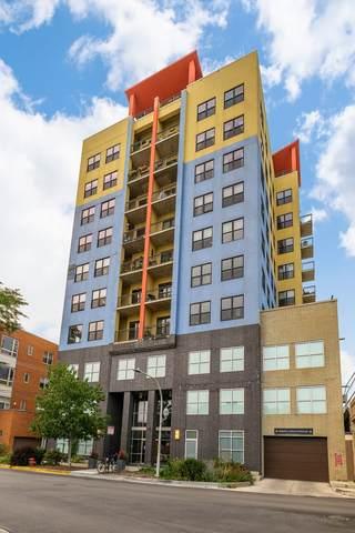 1122 W Catalpa Avenue #816, Chicago, IL 60640 (MLS #11248436) :: Angela Walker Homes Real Estate Group