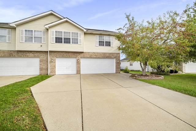 2384 Caton Crest Drive #2384, Crest Hill, IL 60403 (MLS #11248445) :: Ani Real Estate