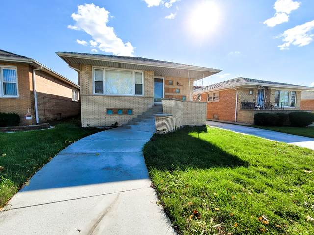 2935 W 86th Place, Chicago, IL 60652 (MLS #11248449) :: John Lyons Real Estate