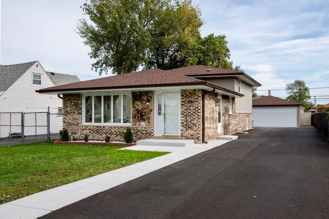8525 S 78th Court, Justice, IL 60458 (MLS #11248461) :: John Lyons Real Estate