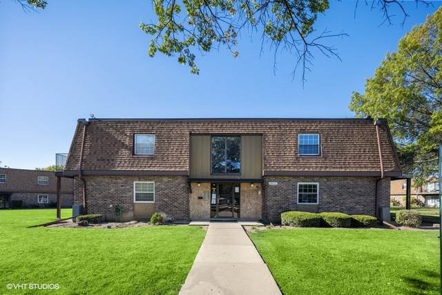 7S066 Suffield Court 102E, Westmont, IL 60559 (MLS #11248491) :: John Lyons Real Estate