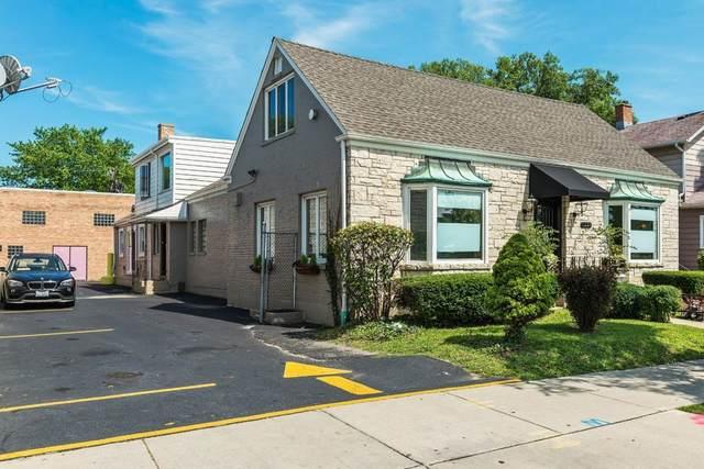 1227 Dodge Avenue, Evanston, IL 60202 (MLS #11248494) :: John Lyons Real Estate