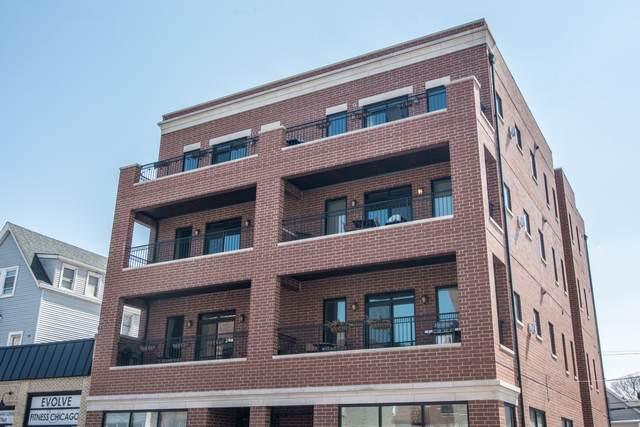 1349 W Belmont Avenue, Chicago, IL 60657 (MLS #11248497) :: Angela Walker Homes Real Estate Group