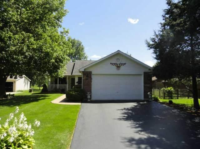 870 Lake Holiday Drive, Lake Holiday, IL 60548 (MLS #11248527) :: John Lyons Real Estate