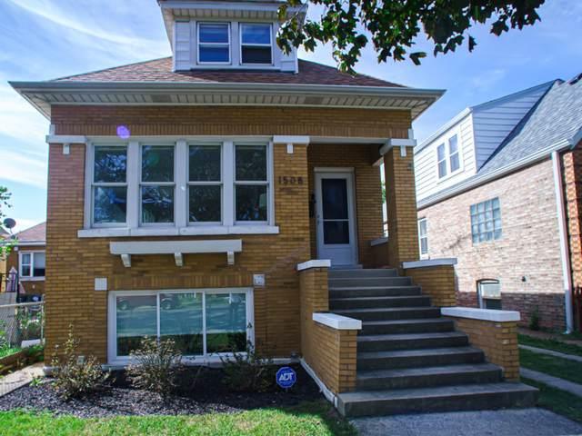 1508 Oak Park Avenue, Berwyn, IL 60402 (MLS #11248530) :: Lewke Partners - Keller Williams Success Realty