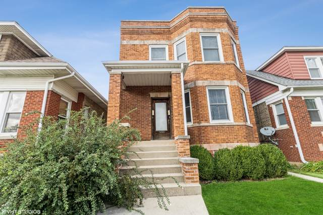 5844 W Foster Avenue, Chicago, IL 60630 (MLS #11248560) :: Suburban Life Realty