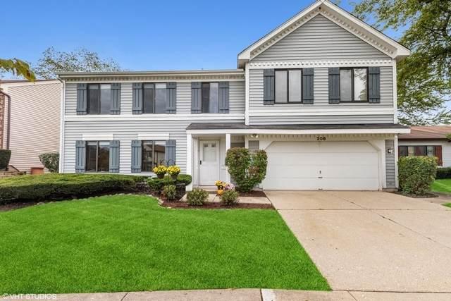 206 Albert Drive, Vernon Hills, IL 60061 (MLS #11248569) :: John Lyons Real Estate